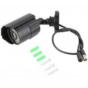 Cámara De Vigilancia De 24 LED 1200TVL Lente De 3.6mm Impermeable IR, Visión Nocturna ER.