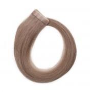 Rapunzel® Extensions Naturali Quick & Easy Original Liscio 7.1 Natural Ash 50 cm