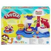 Jucarie Play-Doh Cake Party Playset
