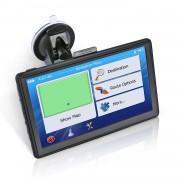 """GPS навигация 7"""" за кола и камион GPS NAVIGATOR 7090 FM HD EU 256 RAM 800 MHZ 8GB BT"""