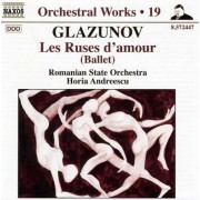 Glazunov - Orchestral Works Vol.19 (0747313244775) (1 CD)