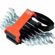 BAHCO S10/SH6 Double Open Ended Spanner Set 6 pcs