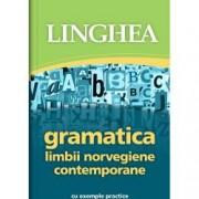 Gramatica limbii norvegiene contemporane