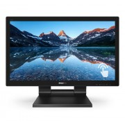 "Monitor TFT, Philips 21.5"", 222B9T/00, Touch, LED, 2ms, 50Mln:1, HDMI/DVI/DP, Speakers, FullHD"