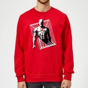 Marvel Knights Daredevil Cage Trui - Rood - XL - Rood