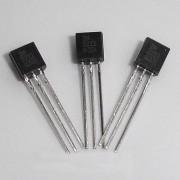Oanda El Transistor NPN 2N2222A A-92 2N2222, Un Conjunto De 100 Piezas