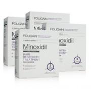 FOLIGAIN MINOXIDIL 2% HAIR REGROWTH TREATMENT For Women 12 Month Supply