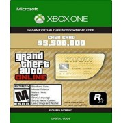 GRAND THEFT AUTO V GTA: WHALE SHARK CASH CARD - XBOX ONE - PC - EU