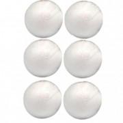 Hungarocell gömb 8cm fehér (6 db/szett)