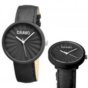 Crayo Cr1506 Pleats Unisex Watch
