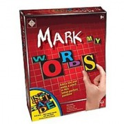 Family Games Mark My Words Tabletop Word Board Game