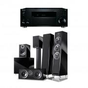 Pachet Receiver AV Onkyo TX-RZ810 + Boxe Acoustic Energy 5.1 Package
