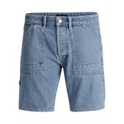 JACK & JONES Chris Tool Jj 135 Shorts Man Blå