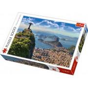 Puzzle clasic pentru familie - Rio De Janeiro 1000 piese