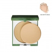 CLINIQUE SUPERPOWDER DOUBLE FACE MAKE UP 02 MATTE BEIGE POLVOS COMPACTOS 10 GR.