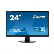 """iiyama ProLite E2482HS monitor, 24"""", fekete"""