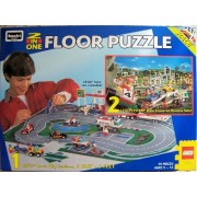 LEGO Rose Art 08099 2-in-1 Race Floor Puzzle