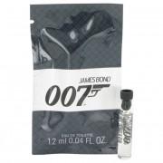 James Bond 007 Vial (Sample) 0.04 oz / 1 mL Fragrances 503095