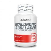 Biotech USA Hyaluronic and Collagen - 30 kapszula