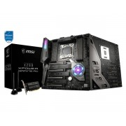 MB, MSI X299 XPOWER GAMING AC /Intel X299/ DDR4/ LGA2066