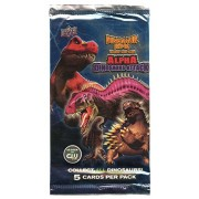 Dinosaur King - Alpha Dinosaurs Attack - Booster Pack