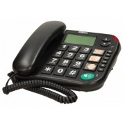 Telefon fix MaxCom KXT480 (Negru)