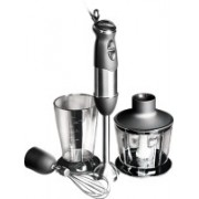 Redmond RHB-2914 700 W Hand Blender, Chopper, Electric Whisk(Black, Silver)