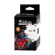 CC654AE Tintapatron OfficeJet J4580, 4660 nyomtatókhoz, VICTORIA 901XL fekete, 18ml (TJVHCC654)