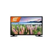 Smart Tv Led 43'' Full Hd Samsung 43j5200 Hdmi Wifi
