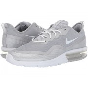 Nike Air Max Sequent 45 Metallic SilverWhite