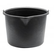 Habarcsos vödör műanyag 20L fém füllel, csőrös Kód:50588