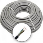 MBCU 3x1.5 (NYY-J) Tömör erezetű Réz Villanyszerelési kábel 1 KV