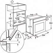 Int.ahi ,Electrolux, must, EOA45551OK