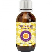 Pure Geranium Essential Oil (10ml)- Pelargonium Graveolens