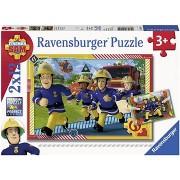 Ravensburger 050154 Sam, a tűzoltó és csapata, 2x12 darabos