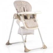 Детско столче за хранене Cangaroo Hunny, бежов, 3563355