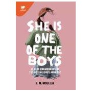 Molleja E.m. She Is One Of The Boys