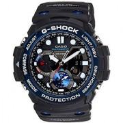 Casio G-Shock Analog-Digital Black Dial Mens Watch - GN-1000B-1ADR (G606)