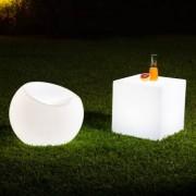 efectoled.com Silla Puff LED RGBW Recargable