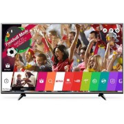 "Televizor LED LG 125 cm (49"") 49UH600V, Ultra HD 4K, Smart TV, TruMotion 100HZ, webOS 2.0, WiFi, CI+ + Telecomanda LG Quick Remote AN-GR700"