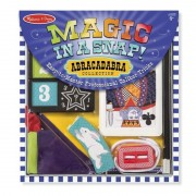 Set magie Abracadabra, Melissa and Doug, 6 trucuri