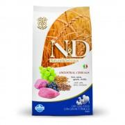Farmina N&D Low Grain Adult Medium bárány & áfonya - 2 x 12 kg