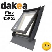 Fereastra luminator Dakea Flex 45x55