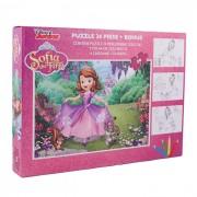 Puzzle 24 piese Sofia