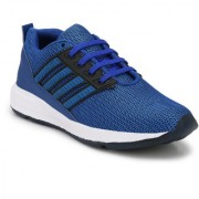 White Walkers Lifestyle Blue Casual Shoes