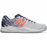 Tenis New Balance Leather 696v3 Hombre-Extra Ancho
