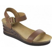Dr.Scholl'S Div.Footwear Ninfea Leather Womens Brown 38 Collezione Ss17 1 Paio
