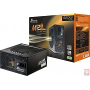 Seasonic M12II EVO Edition, 620W, 12cm fan, S2FC/Active PFC/80 Plus Bronze/Modular (SS-620GM2)