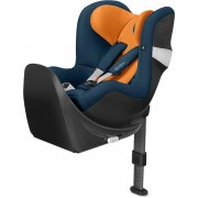 CYBEX SIRONA M2 I-SIZE incl. BASE M Tropical Blue | navy blue