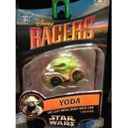 Disney Park Racer Star Wars Yoda Diecast Model Car Racers NEW